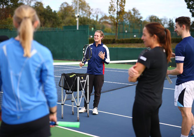 LTA Instructor Course